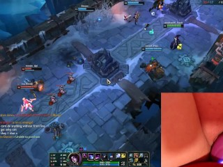 My mind is just in another world with this toy on League of Legends #13 Luna