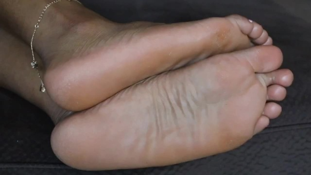 Dry soles ready to get fucked 6