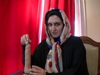 Arab mistress hates you and humiliates you...