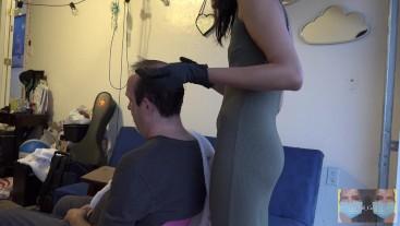 Hair Dye for Dr. Grey