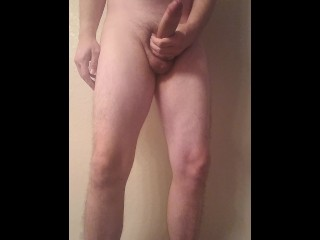 Soft Dick Getting Big and Hard (Male Erection)