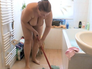 Nude cleaning