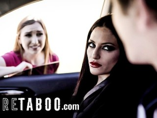 PURE TABOO Couple Picks Up Teen Hitchhiker & Have Threesome gold gay tube