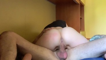 TODAY I MANAGE TO FUCK MY SEXY NEIGHBOR, SHE IS A BITCH !!