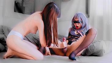 Chinese Femdom Mistress - Sissy Boy Humiliation