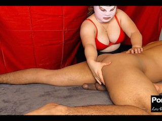 Masseuse gives erotic with los angeles couple...