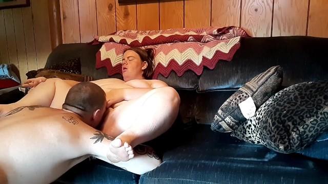 BBW Wife rides big cock like a Pro 19