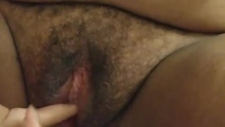 Fat Ghetto Black Ebony Bitch With Fat Creamy Pussy Cums For You