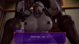 Sexy Ninja Romance 3 [Futa X Female & Male X Female]