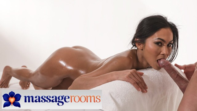 Free sex movies asian Massage rooms tiny thai beauty suzie q covered in cum after hot romantic sex