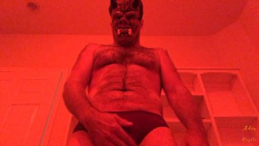 Sexy Satan Dry Humps Your Face In Hell POV