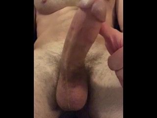 EXTREMELY TINY 2 INCH DICK GROWS TO 8 INCH MONSTER COCK (INSANE GROWTH) SOLO MUSCLE STUD WITH ABS!