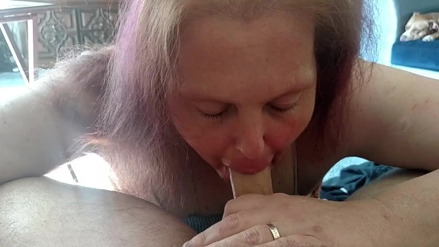 She is a talented cock sucker 13