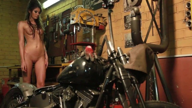 The Night Wolves biker gang knows a thing or two about their workshop managers. 2