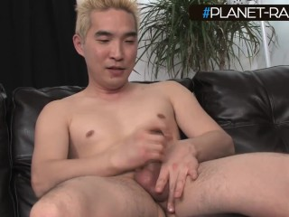 Asian stepdaddy his little dick...
