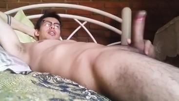 sexy twink se masturba