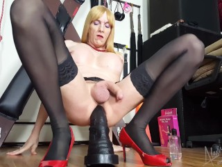 Shemale alexis vs the centaur xxl from mr...