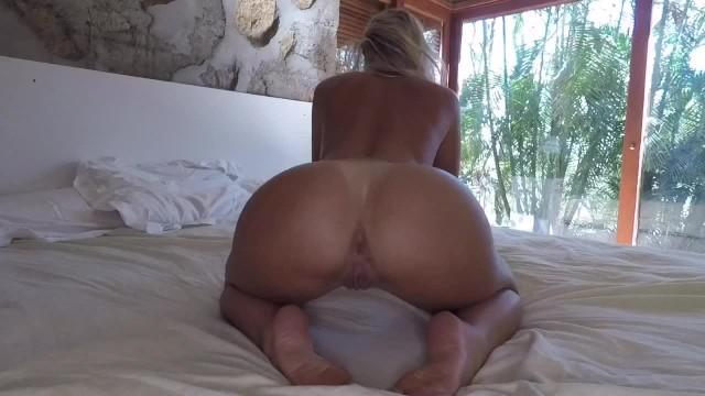 Petite Blonde Rough Sex