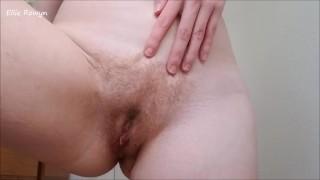 Hairy Pussy JOI