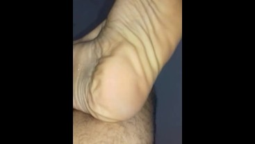 Get closer to those hot feet and soles