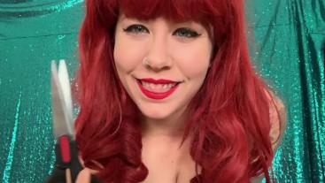 Redhead GF Castrates You Gelding Fantasy