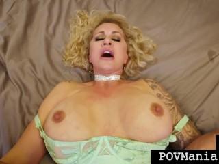 Big titty is pov...