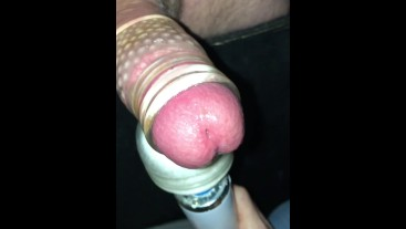 Gloryhole - Nice cock - Great load - Full video.