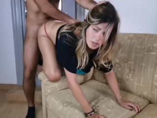 Red panty couch play shortcut...
