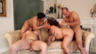 3 Big Booty Babes Fuck Volleyball Instructor