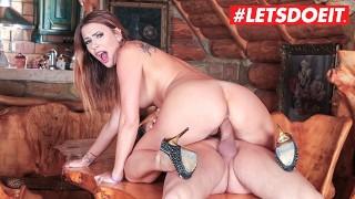 Her Limit - Ani Black Fox Hot Russian Slut Gets Her Big Ass Demolished
