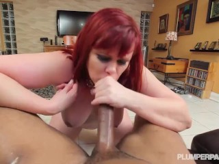 Mom marcy diamond takes cock deep...