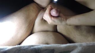 Ass licking, hard massage and squeeze sperm speed job - MEXICANKITTY