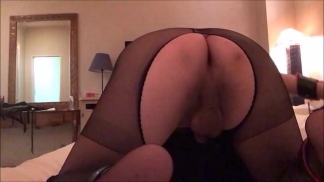 [otoonoko]Japanese crossdresser play in the ass hole 8