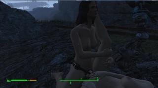Fallout 4 Piper - Lesbian! Loves to fuck with different girls | PC Game, Fallout Porno