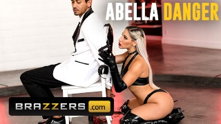 brazzers – latex bubble ass abella danger takes big dick – teen porn