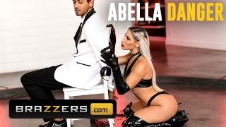 brazzers – latex bubble booty abella danger takes huge dick – teen porn