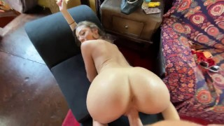 Petite hottie give Deepthroat before getting cocked and taking huge load in her mouth on boat