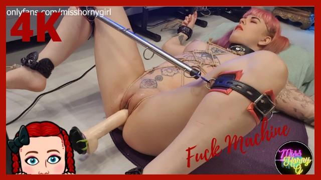 Asian Fuck Machine Orgasm
