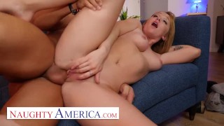 Naughty America – Nikole Nash always wanted to fuck her friend's DAD
