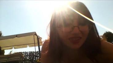 Die Sonne, Outdoor, Nackt und Ich