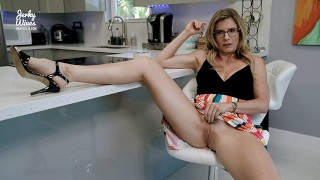 Horny Step Mom Gives Up Her Ass For Free - Cory Chase