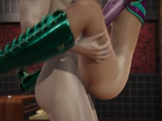 Fortnite – Sex with Wonder (3D Xxx video)
