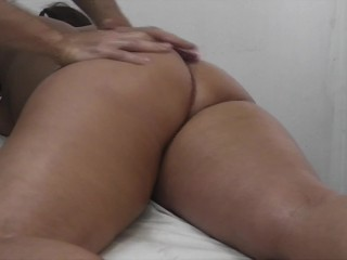 Arab married milf with hairy pussy big ass...