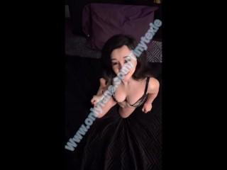 Midget wap shrinking video tinytexie...
