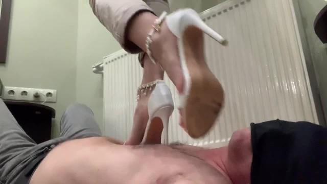 High Heels Bondage Torture