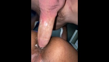 Getting loaded up (full video on my JustForFans Asiandictation)