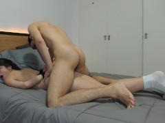 Innocent gets tied up and fucked for the first time! - Hot amateur video