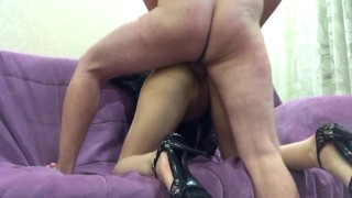 WeekEnd with expensive vip escort girl anal and blowjob