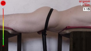 6 ORGASMS in 9 Min - Milking device + prostate massager (trailer)