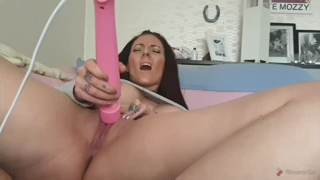Swedish model masturbate with toys and wants cum from cameraman 8